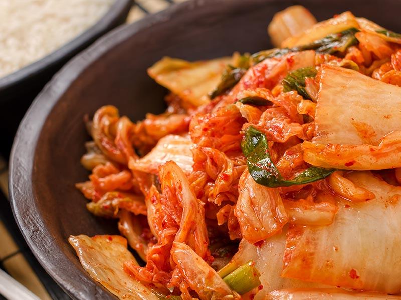A simple, classic (scrumptious) kimchi recipe