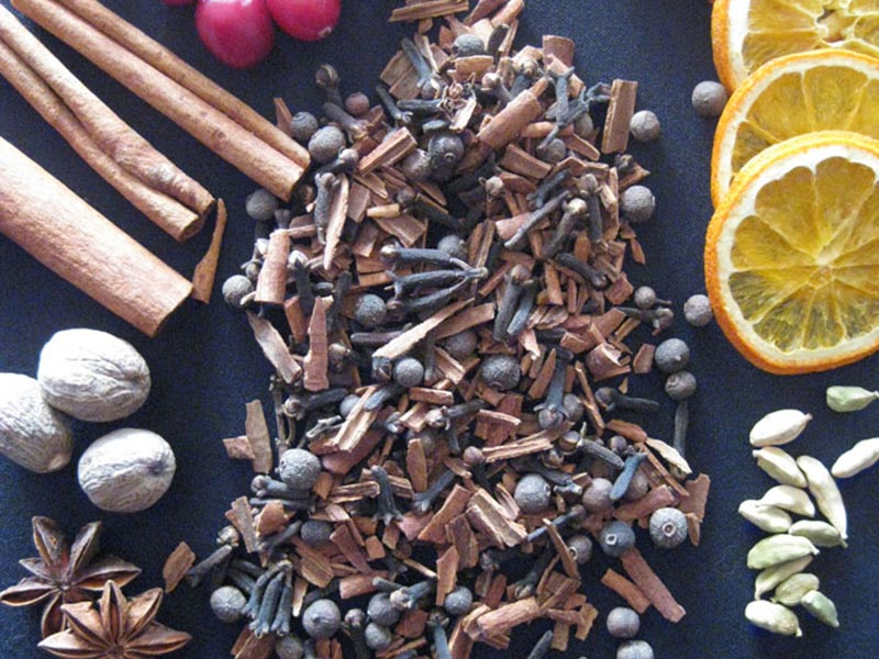 Homemade Mulling Spices